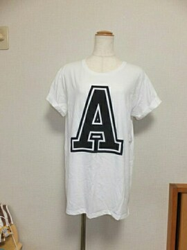 junior sweetのAロゴTシャツ(60)新品未使用☆
