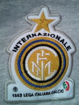 サッカー イタリア セリエA FC INTER インテル パーカー グレー Lサイズ 上着