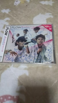 新品Around the world|KANDATA』 CDシングル]FLOW