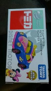 トミカ ディズニーモータース ポピンズスターライトデート ミニーマウス販売店限定 新品