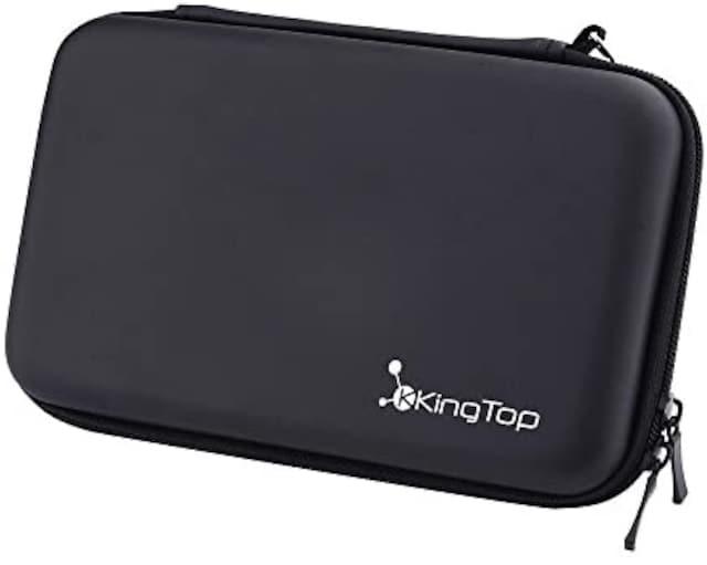 ブラック02 ニンテンドー New 3DS LL用ハードポーチ コンパクト  < ゲーム本体/ソフトの