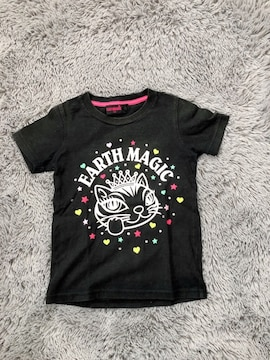 EARTHMAGIC★半袖Tシャツ120