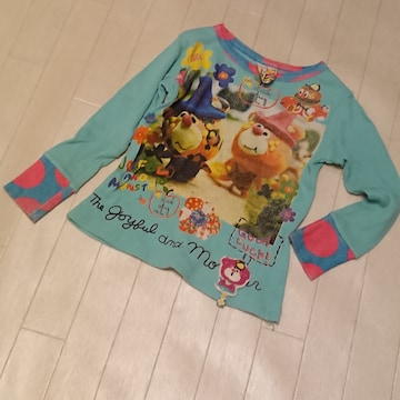 JAMジャム★Tシャツ★LOVEREVOLUTION/MIKIHOUSE