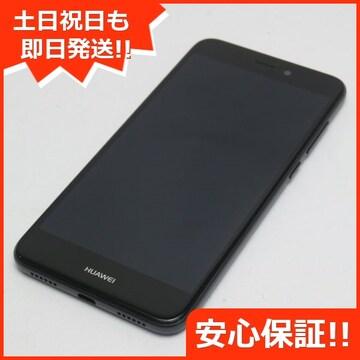 ●超美品●Y!mobile 608HW HUAWEI nova lite for ブラック●