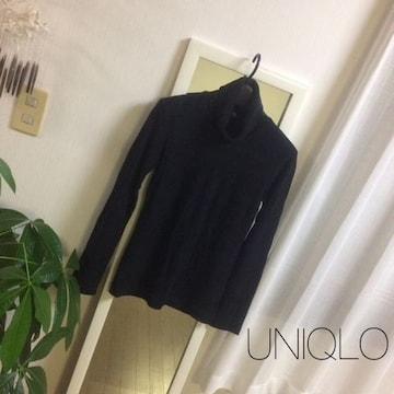 UNIQLO ヒートテック タートルネックトップス