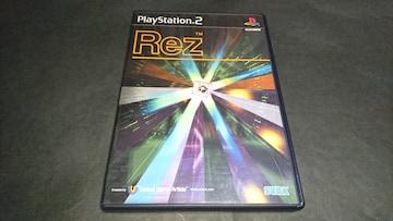 PS2 Rez(レズ)