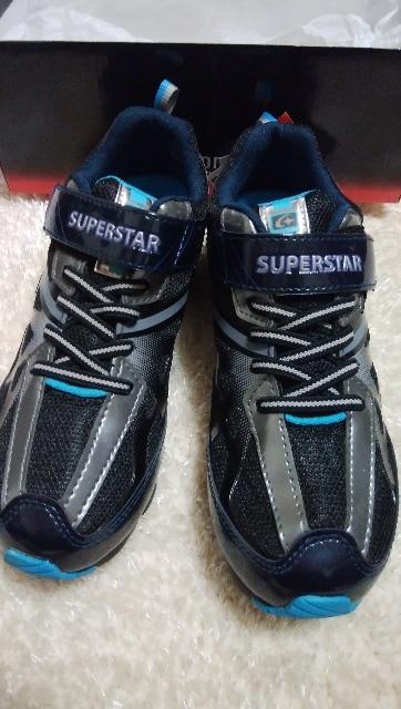 super-star  スーパースター moonstar  23�p < キッズ/ベビーの