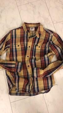 ★フェローズ★チェックシャツ★サイズ40
