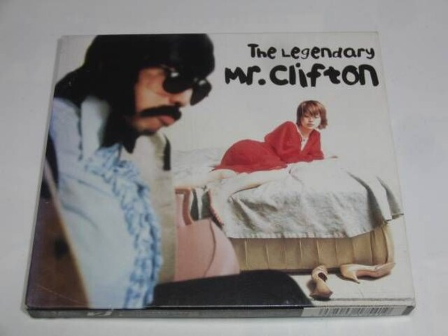 TWIGY/The Legendary Mr.Clifton  < タレントグッズの