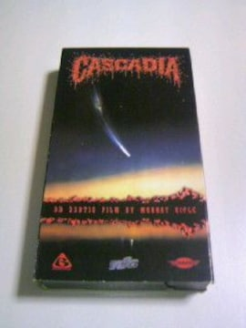 即決 廃盤 ビデオ CASCADIA/ カスケディア スノーボーディング スノボ VHS テープ