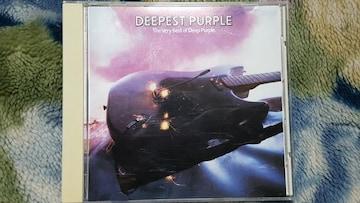 DEEP PURPLE(ディープパープル) ディーペストパープル ベリーベスト