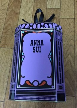 ANNA SUI☆限定☆ギフトBOX缶