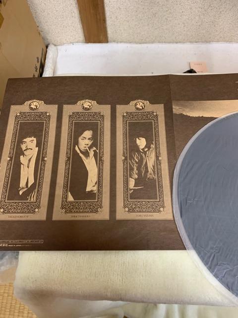 アリス 冬の稲妻、、、LPレコード  < タレントグッズの