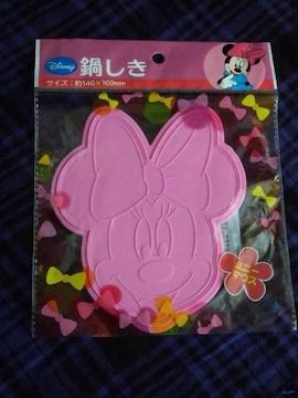 ディズニー ミニ-マウス シリコン 鍋しき Dz21