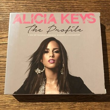 ALICIA KEYS (アリシア・キーズ) / The Profile