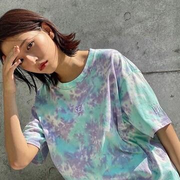 WIND AND SEA タイダイTシャツ L